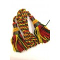 Cords - Silk (Red, Yellow, Green)
