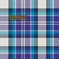 Tartan - Arisaid Hebridean Blue Dress