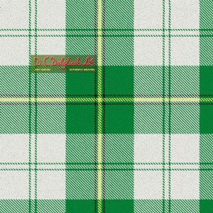 Tartan - Cunningham Green Dress