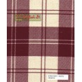 Tartan - Erskine Burgundy Dress