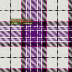 Tartan - MacKellar Purple Dress