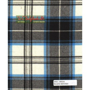 Tartan - Menzies Black Dress