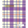 Tartan - Milne Purple Dress