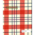 Tartan - Milne Red Dress