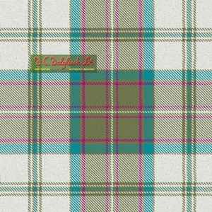 Tartan - Yarrow Green Dress