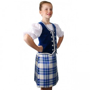 "Highland Vest - Childrens (Up to 26"")"