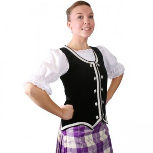 Highland Vest - up to 32""