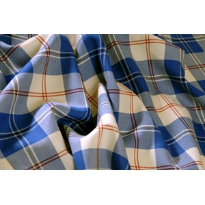 Tartan - Bruichheath Torridon Royal Blue