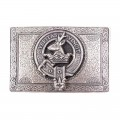 Belt Buckle - Clan Crest