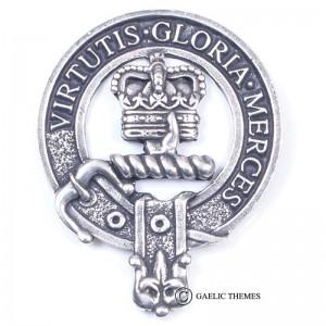 Glengarry Badge - Clan