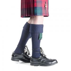 Hose - Piper Sock 'Navy'