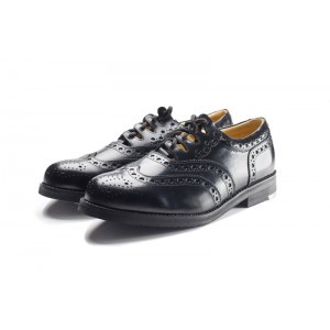 Brogue - 'Piper' Ghillie Brogues