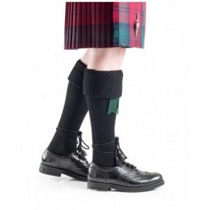 Hose - Piper Sock 'Black'