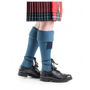 Hose - Piper Sock 'Highland Blue'