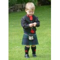 Kilt - Children's Handpleat Kilt