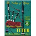 Tutor - College of Piping Tutor Part 1 with CD-ROM